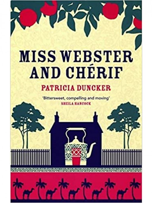 Miss Webster and the Cherif Cover