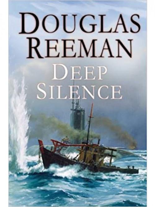 The Deep Silence Cover