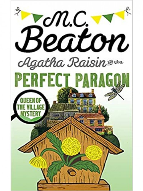 Agatha Raisin and the Perfect Paragon Cover
