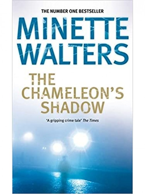 The Chameleon's Shadow Cover