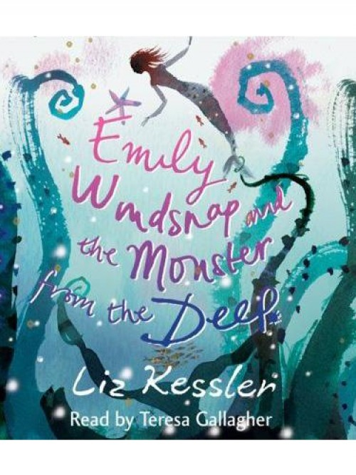 Emily Windsnap and the Monster From the Deep Cover