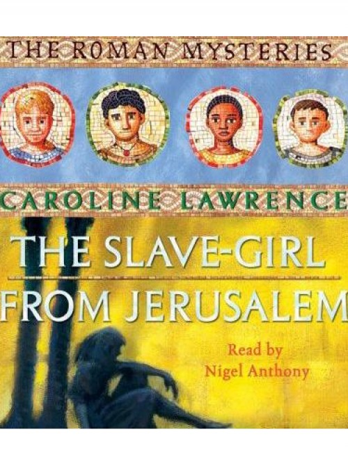 The Slave Girl From Jerusalem Cover