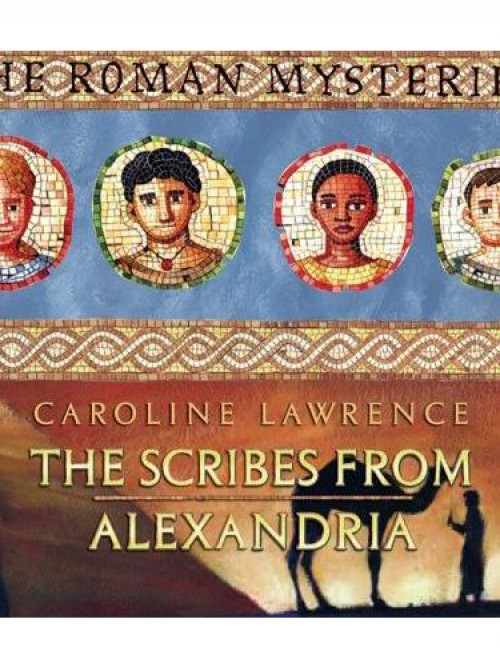 The Scribes From Alexandria Cover