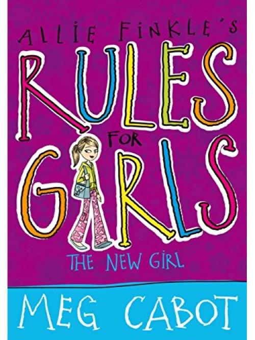 Allie Finkle's Rules For Girls: The New Girl Cover