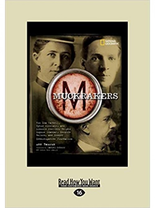 Muckrakers Cover