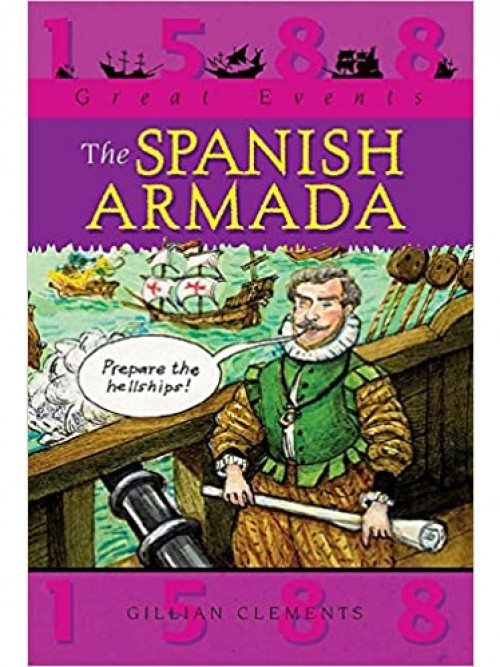 Great Events: The Spanish Armada Cover