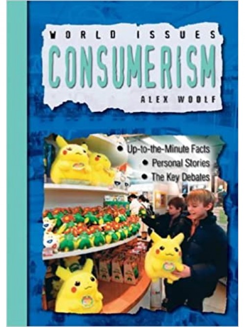 World Issues: Consumerism Cover