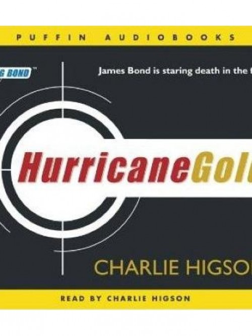 Hurricane Gold Cover