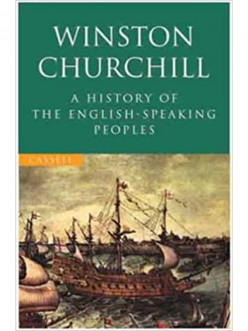 The Age of Revolution: A History of the English Speaking Peoples Cover
