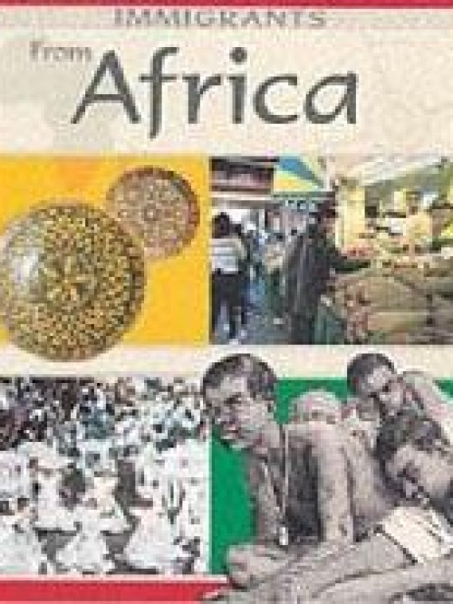 Immigrants From Africa Cover