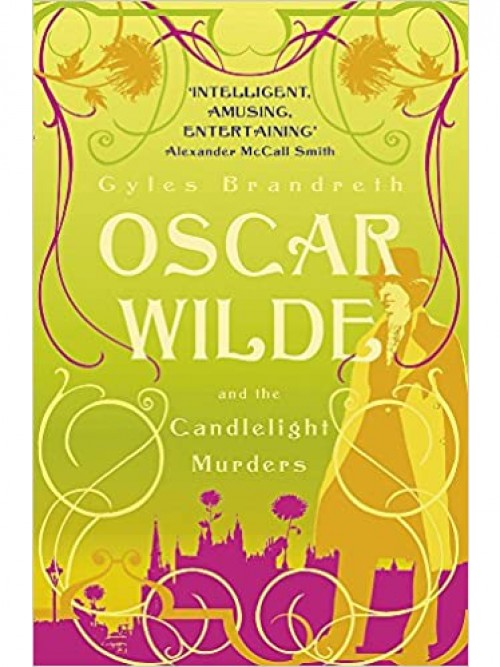 Oscar Wilde and the Candlelight Murders Cover