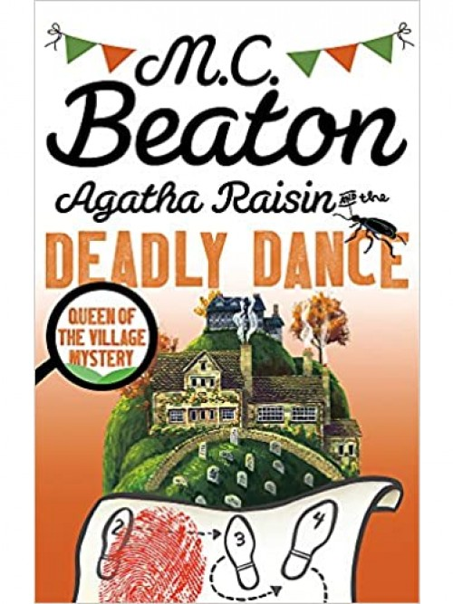 Agatha Raisin and the Deadly Dance Cover