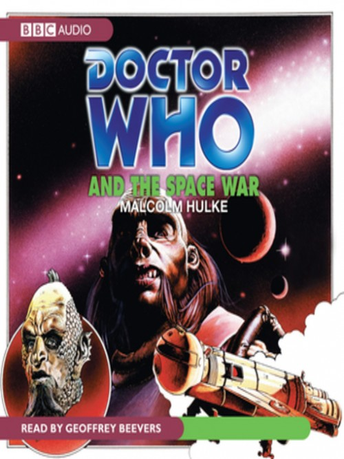 Doctor Who and the Space War Cover