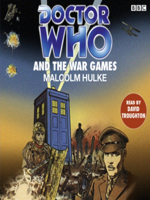 Doctor Who and the War Games Cover