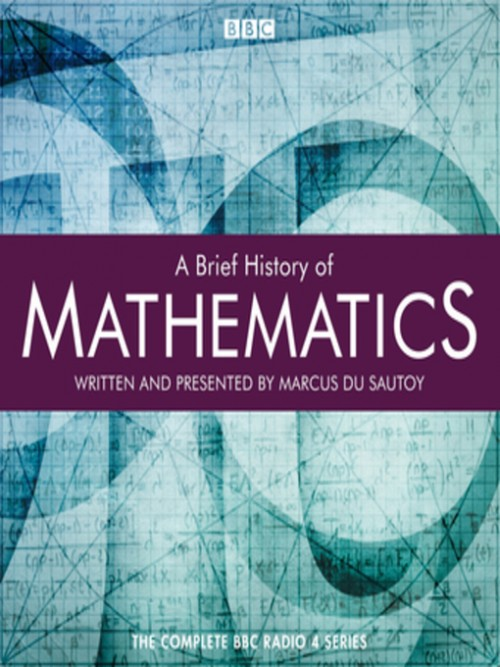 A Brief History of Mathematics Cover