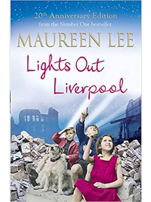 Lights Out In Liverpool Cover