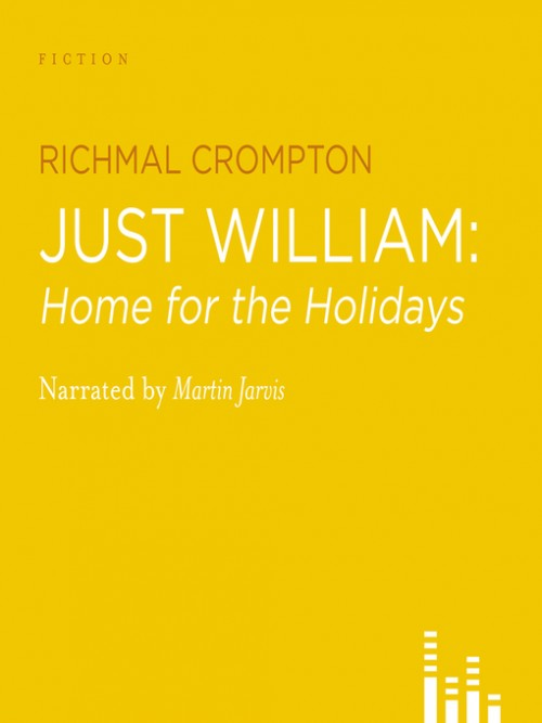 Just William: Home For the Holidays Cover