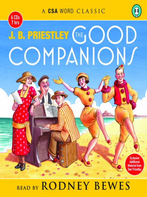 The Good Companions Cover