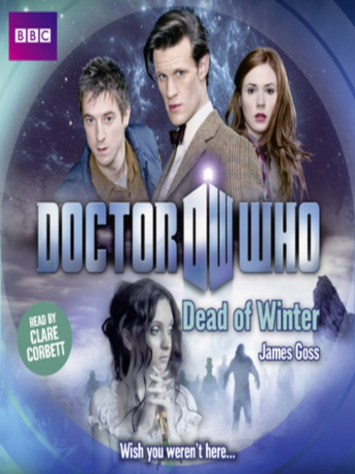 Doctor Who: Dead of Winter Cover