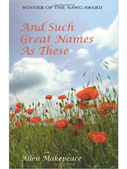 And Such Great Names As These Cover
