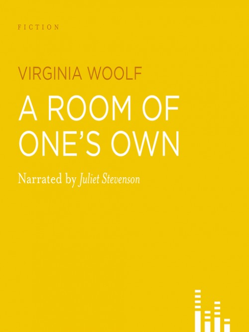 A Room of One's Own Cover