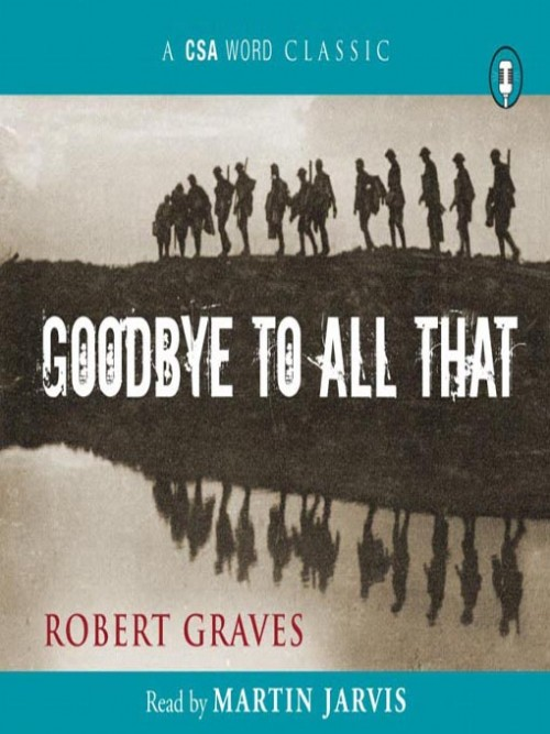 Goodbye To All That Cover