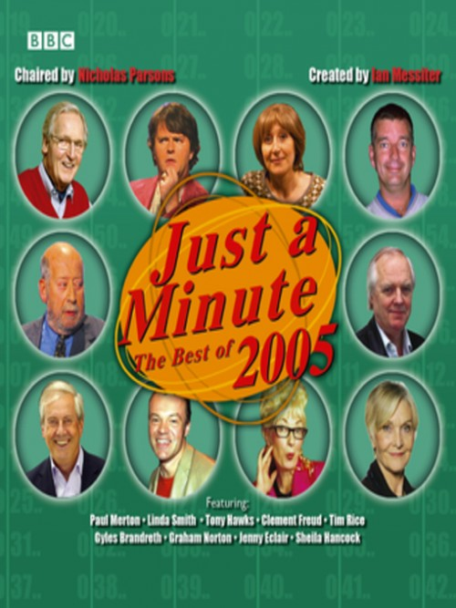 Just A Minute: The Best of 2005 Cover