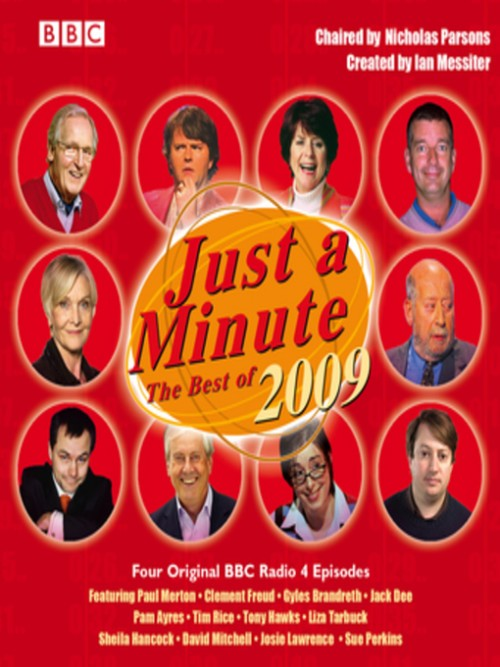 Just A Minute: The Best of 2009 Cover