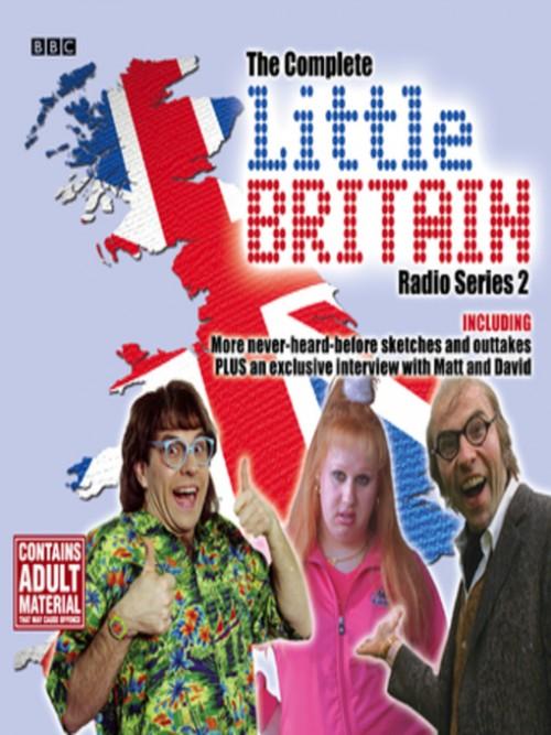 Little Britain, Series 2 Cover
