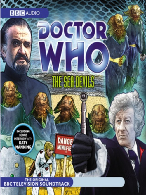 Doctor Who: The Sea Devils Cover