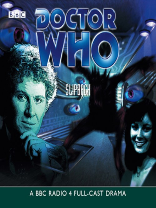 Doctor Who: Slipback Cover