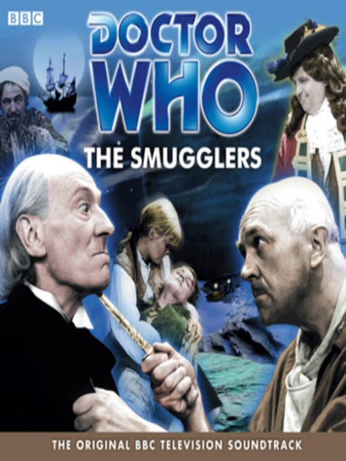 Doctor Who: The Smugglers Cover