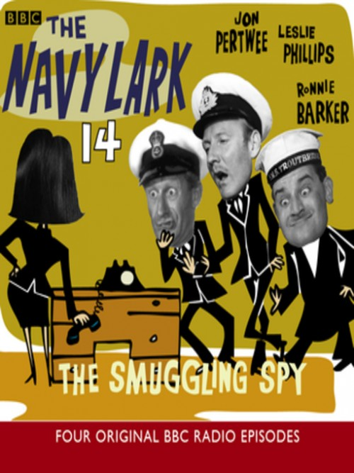 The Smuggling Spy Cover