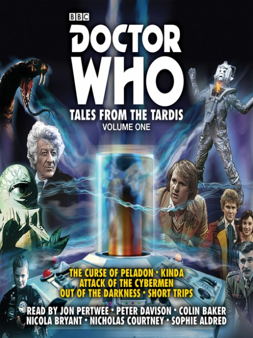 Doctor Who: Tales From the Tardis Volume One Cover