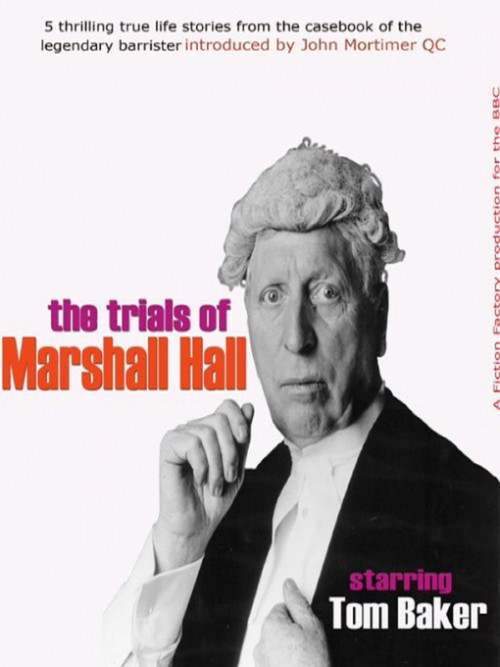 The Trials of Marshall Hall Cover