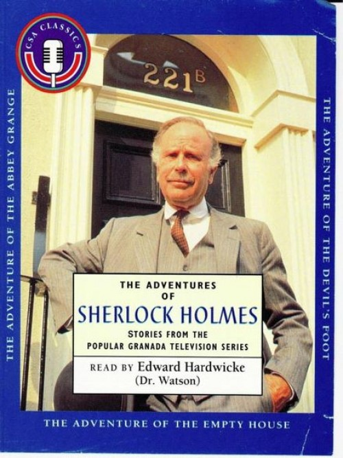 Adventures of Sherlock Holmes Cover