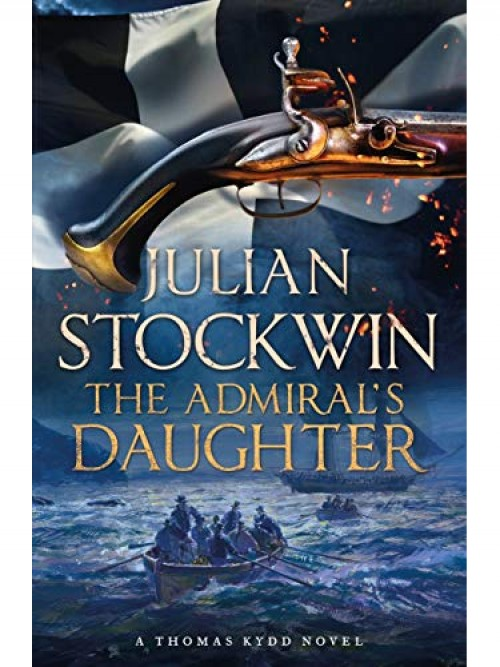 Thomas Kydd Series Book 8: The Admiral's Daughter Cover