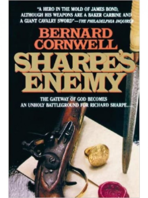 Sharpe's Enemy Cover
