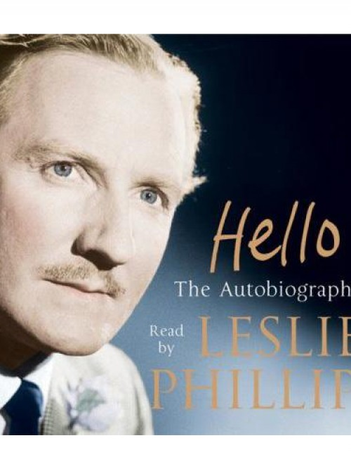 Hello: The Autobiography Cover