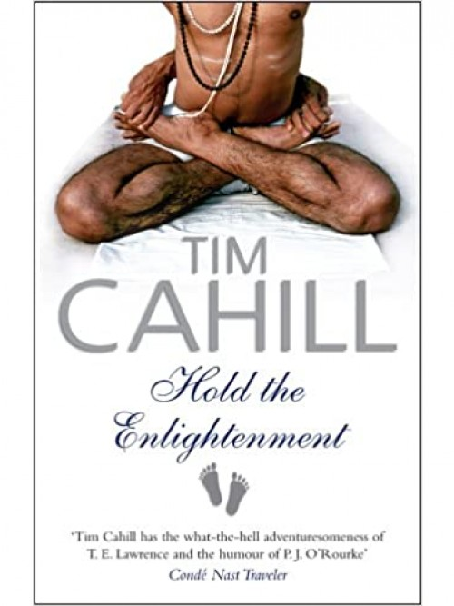 Hold the Enlightenment Cover