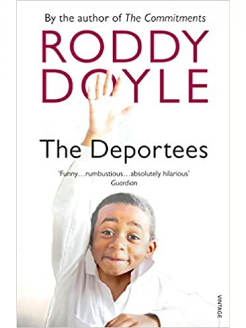 The Deportees and Other Stories Cover