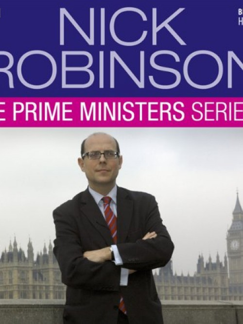 The Prime Ministers Series 2 Cover