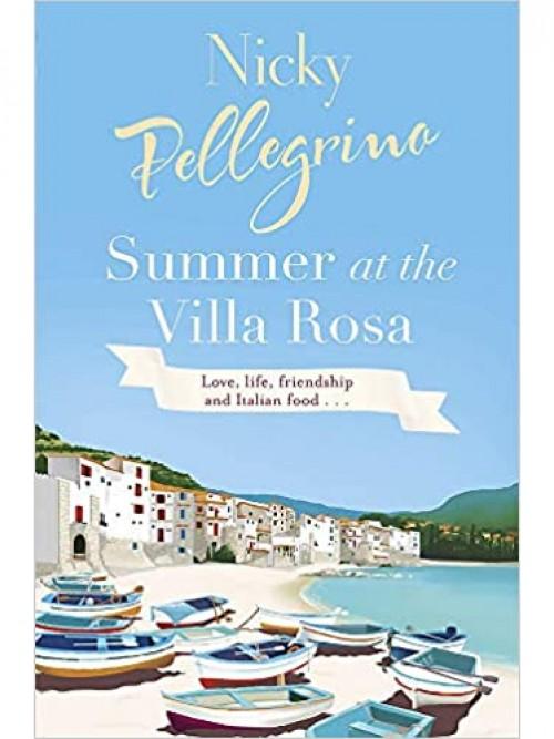 Summer At the Villa Rosa Cover