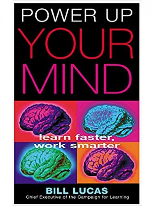 Power Up Your Mind Cover