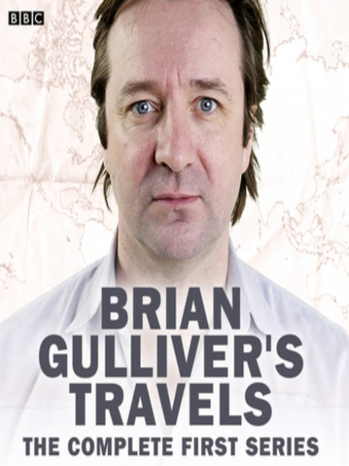 Brian Gulliver's Travels Series 1: The Complete Series Cover