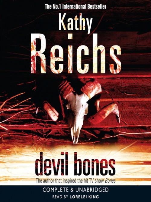 Temperance Brennan Book 11: Devil Bones Cover