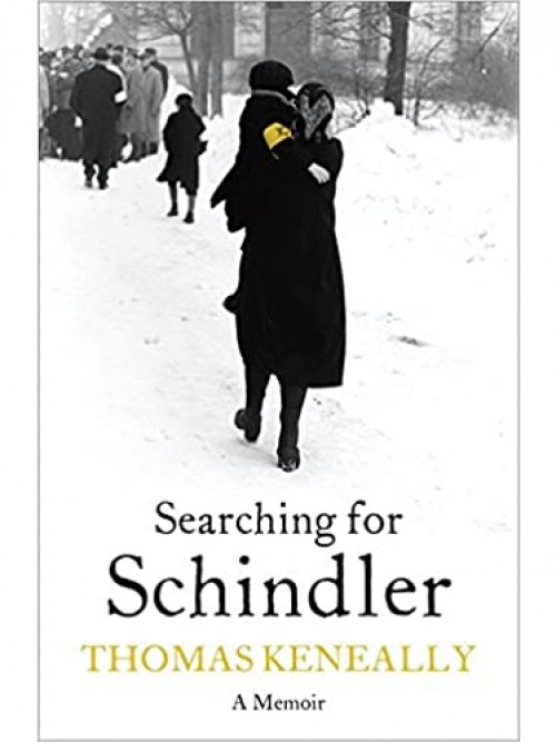 Searching For Schindler Cover