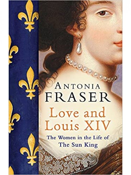 Love and Louis Xiv Cover