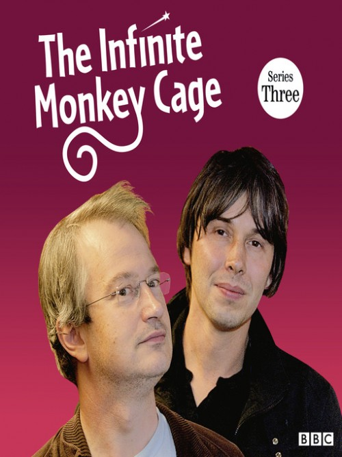 The Infinite Monkey Cage, Series 3 Cover