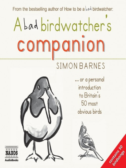 A Bad Birdwatcher's Companion Cover
